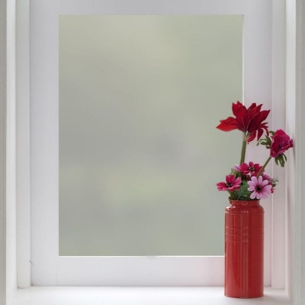 cut to size frosted window film